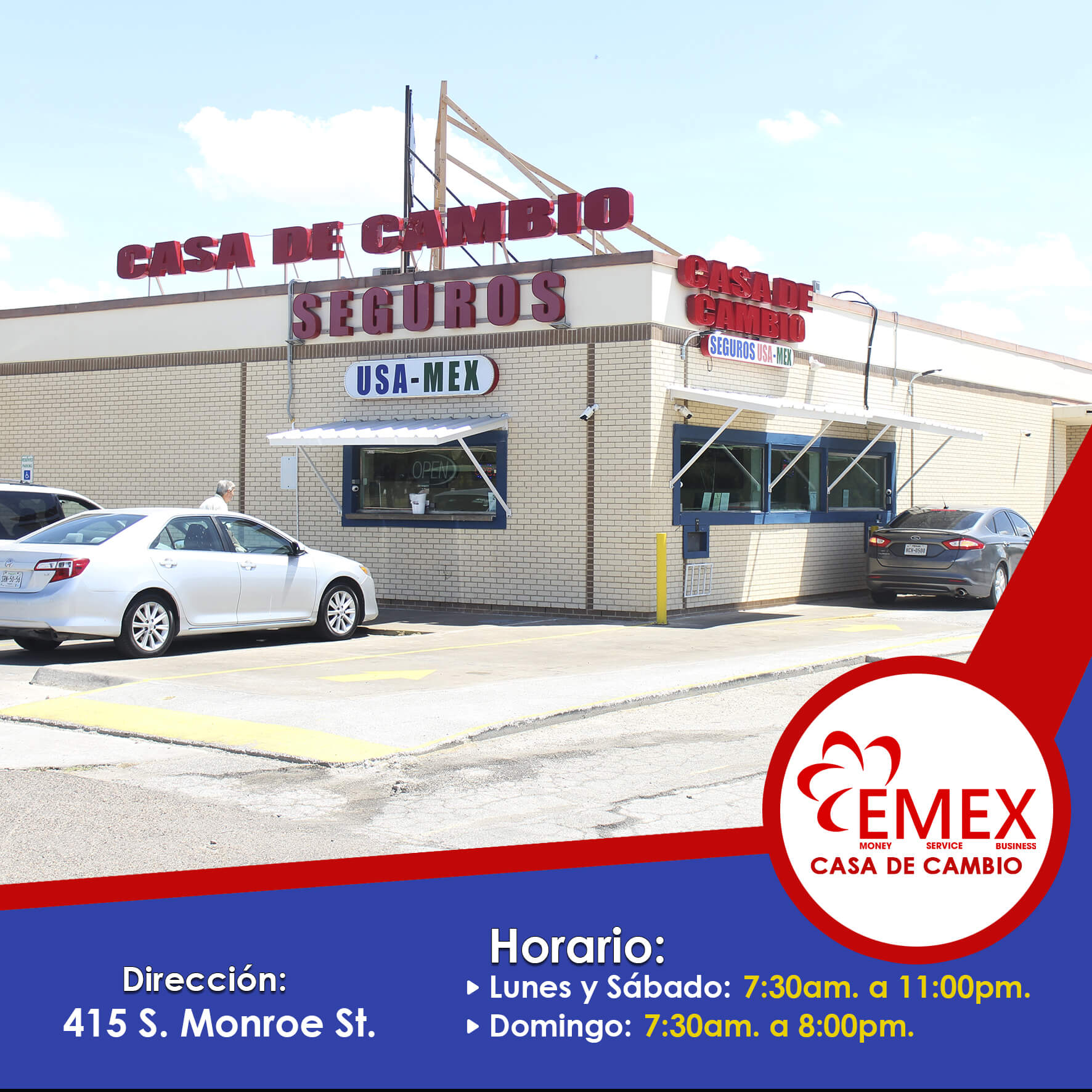 Catedral (415 S Monroe St)