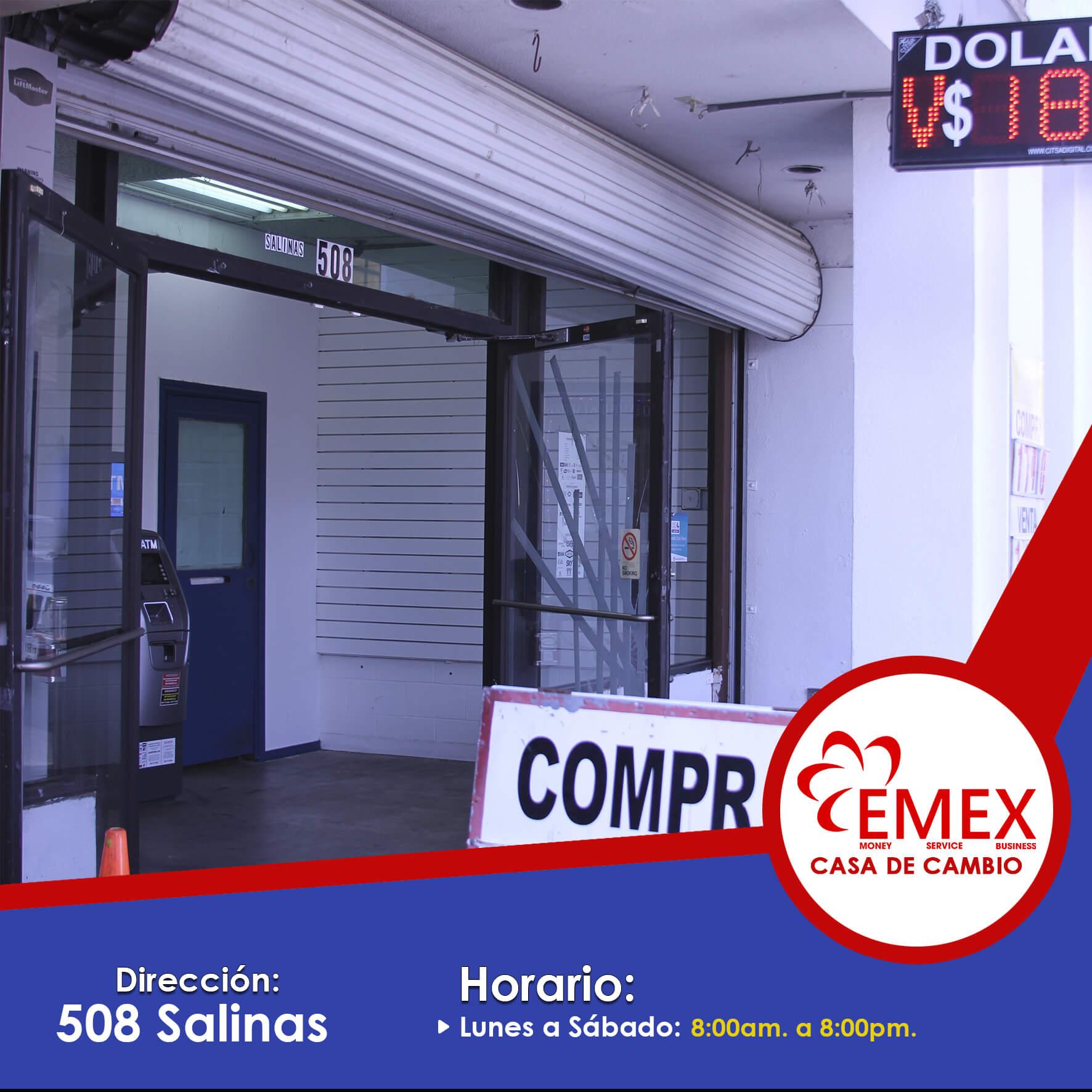 Franco (508 Salinas)