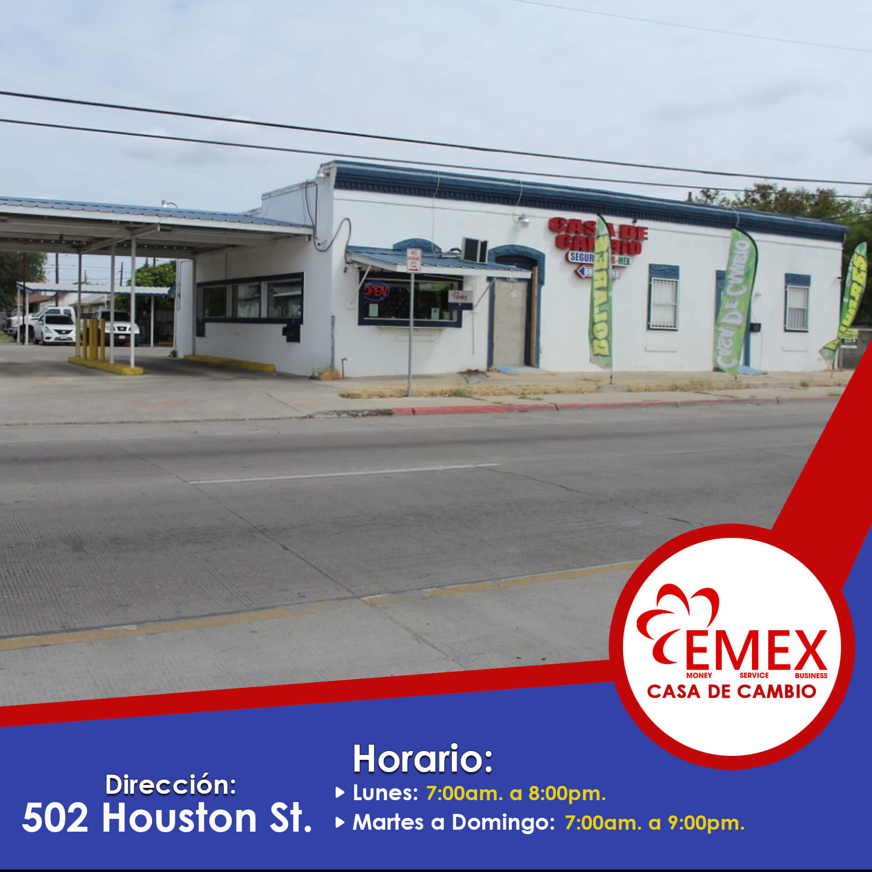 Houston (502 Houston St)